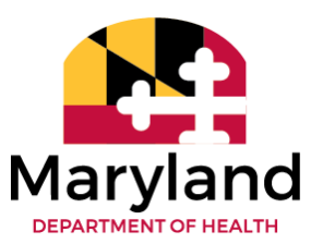 Maryland Developmental Disabilities Administration